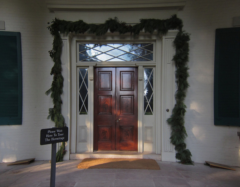 Andrew Jackson's Hermitage during the Christmas Season 2011