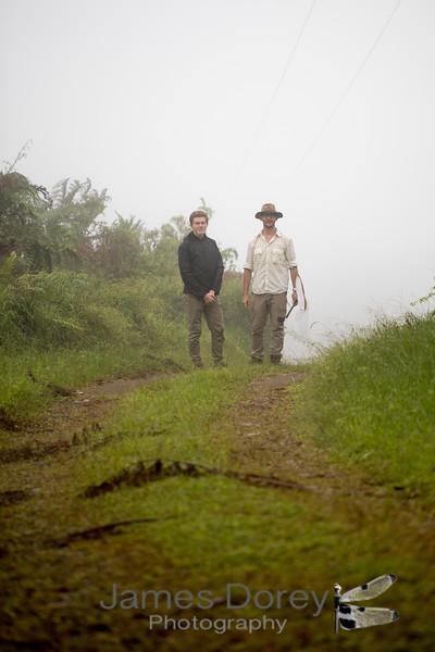 Ben and Lochlan