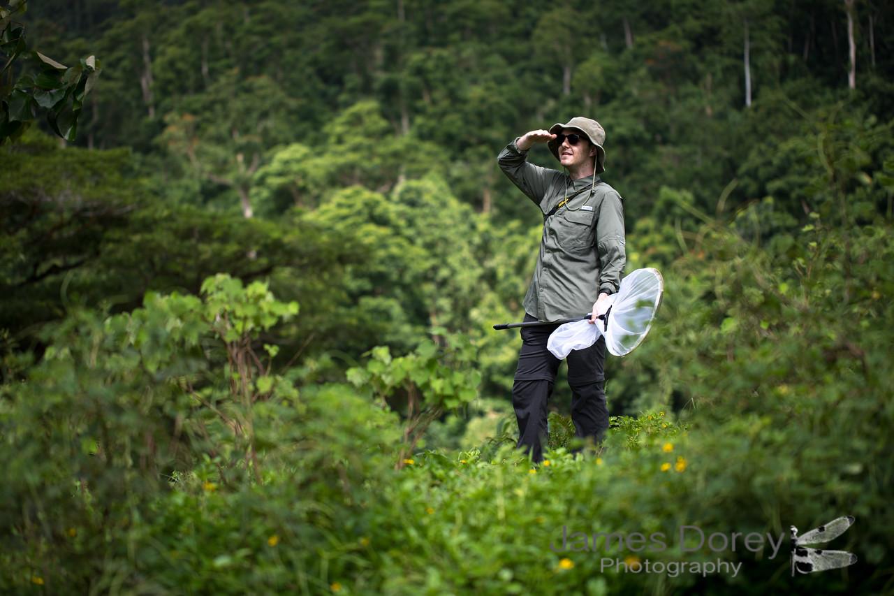 Michael - the explorer