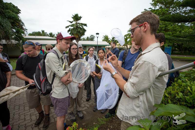 Ben and Group at USP