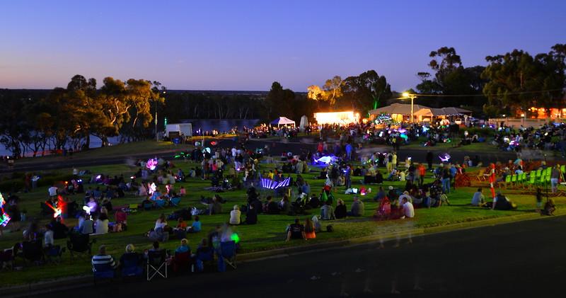 Loxton Lights Up 2016