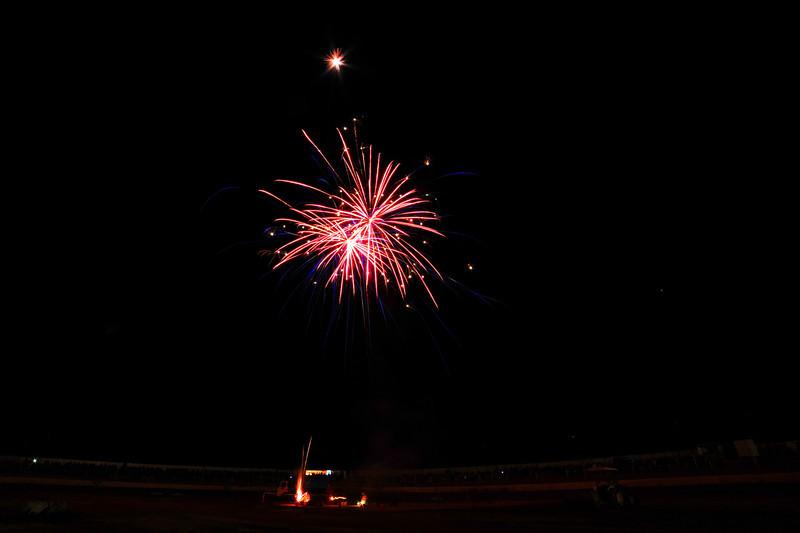 Speedway Easter fireworks 2014