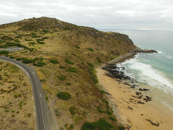 Over Victor Harbor