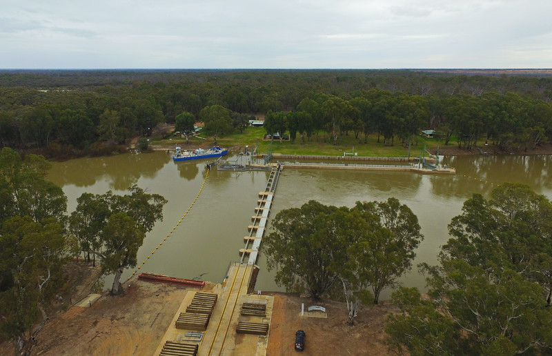 Trip to Lake Victoria and Lock 7