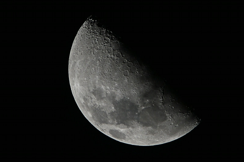 From the DARK SIDE (Occultation of Saturn by the Moon)