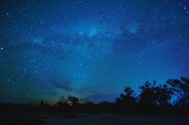 Milky Way at Berri