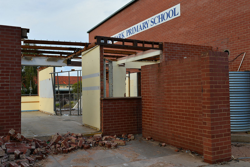 Thursday January 2 2014RPS Staff Room gone