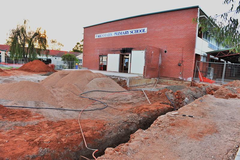 RPS Renovations continue