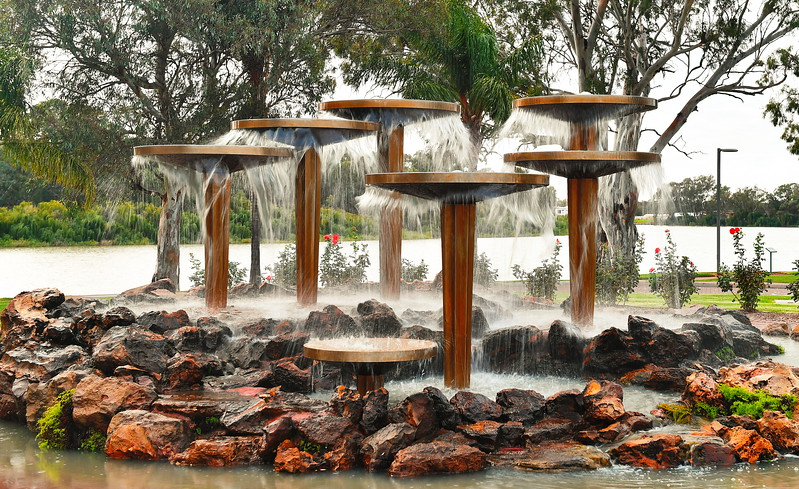 Renmark Fountain