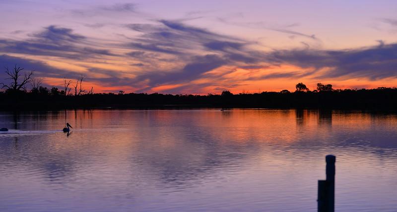 Mundic sunset