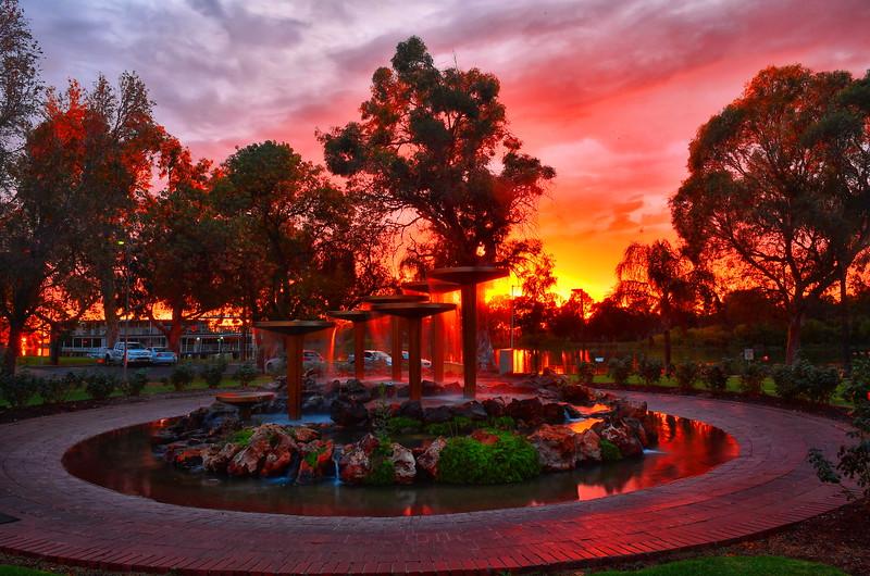 Renmark sunrise