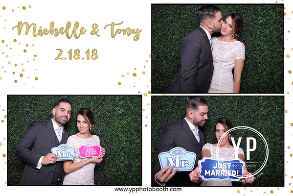 Tony & Michelle Wedding