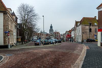 Bergen op Zoom - St Catharinaplein