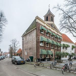Bergen op Zoom - Spuihuis