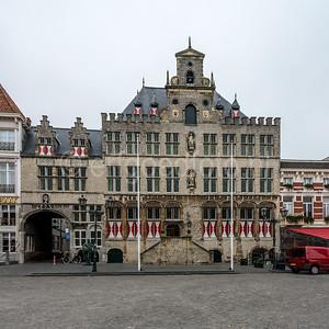 Bergen op Zoom - Stadhuis