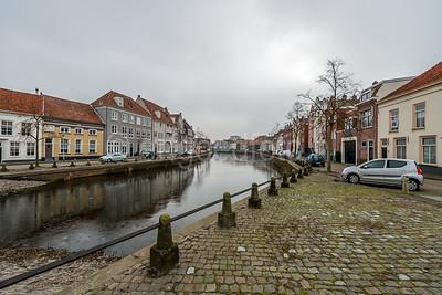 Bergen op Zoom - Haven