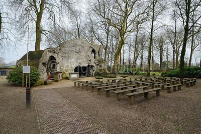 Katwijk - Lourdesgrot