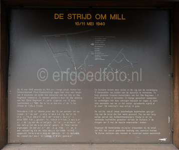 Mill - Defensiekanaal Peel-Raamstelling
