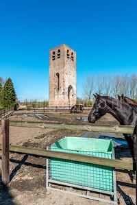 Nederwetten - Kerktoren