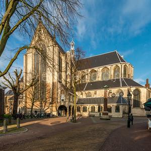 Alkmaar - Grote of Laurenskerk