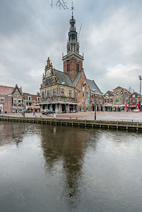 Alkmaar - Waag en Vleeshal