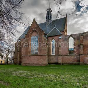 Bergen - Ruinekerk