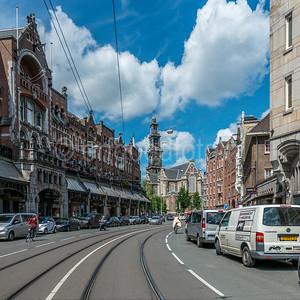Amsterdam - Raadhuisstraat