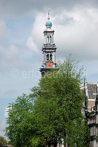 Amsterdam - Toren Westerkerk