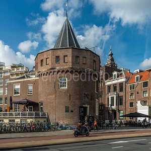 Amsterdam - Schreierstoren