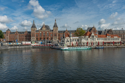 20140925 Amsterdam - Centraal Station D800-0010372