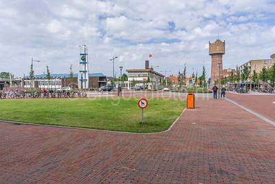 Den Helder - Stationsplein