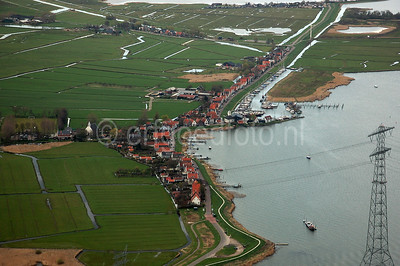 Durgerdam - Luchtfoto