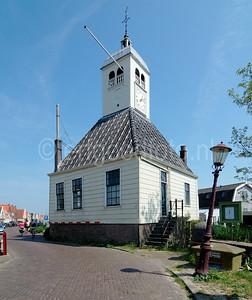 Durgerdam - Raadhuis