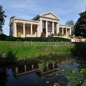 Haarlem - Begraafpark Kleverlaan