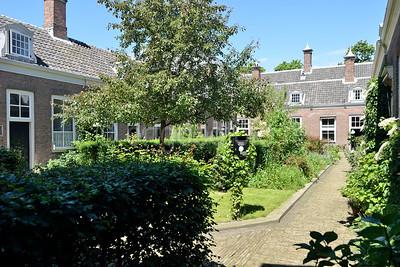 Haarlem - Hofje van Noblet