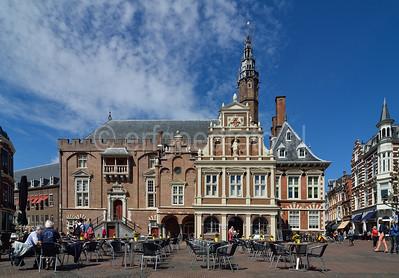 Haarlem - Stadhuis