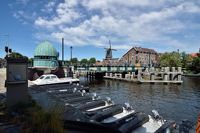 Haarlem - Catharijnebrug