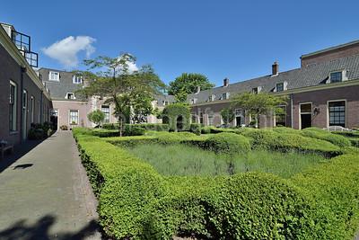Haarlem - Hofje van Oorschot