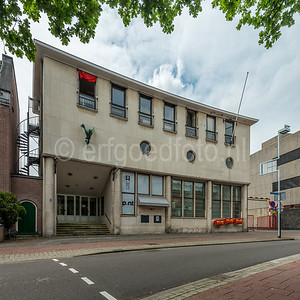 Hilversum Kerkelanden - Postkantoor