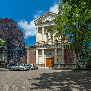 Hilversum - Oud-Kath. Kerk