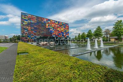 Hilversum - Museum Beeld en Geluid