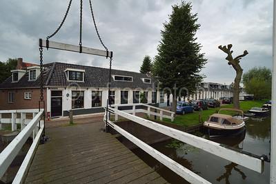 Monnickendam - Nieuwe Zijds Burgwal