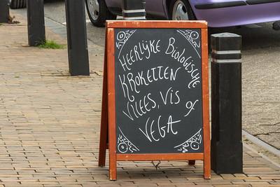 Kroketten, Vlees, Vis of Vega