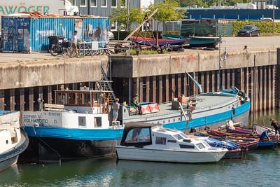 Volharding, vrachtschip 02305106 info