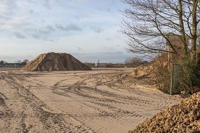 Terrein achter de Bolwerksweg