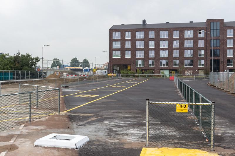 Nieuwe busopstelplaatsen