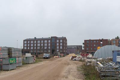 Opslagterrein Heijmans en Het Blokhuys