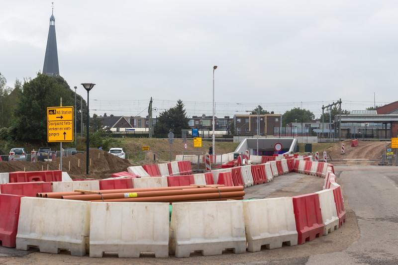 Aansluiten van de Kostverlorentunnel op de wegen in Noorderhaven