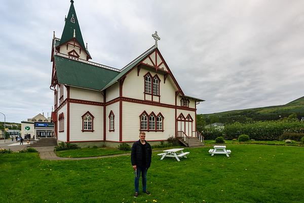 Norðausturland - Austurland Júní 2018