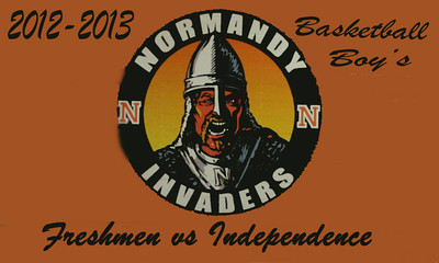 121201-Normandy Boy's Basketball-Freshmen vs Independence